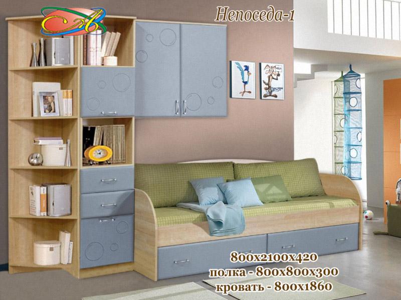Детская и взрослая мебель в Твери, скидки на корпусную мебель, детская.